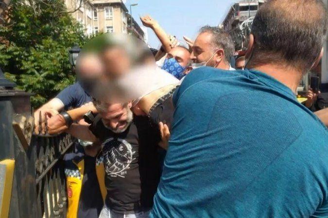 Bursa'da Setbaşı köprüsünde intihar
