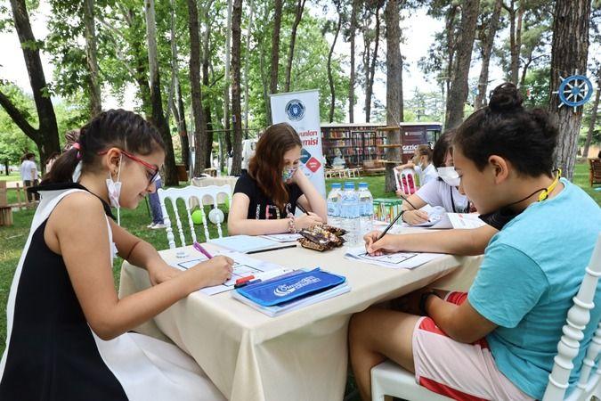 Bursa Büyükşehir Belediyesi'nden çocuklara Zeka Oyunları Akademisi
