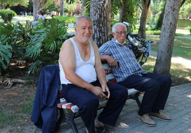 Adana'da hava sıcaklığı 41 derece ölçüldü