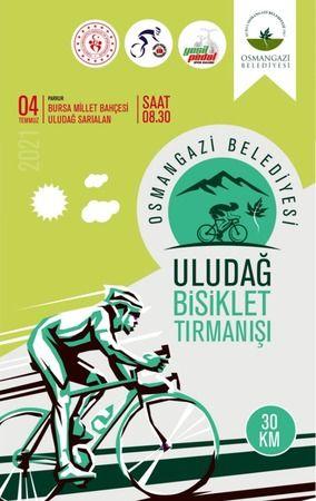 Osmangazi'de bisiklet heyecanı başlıyor