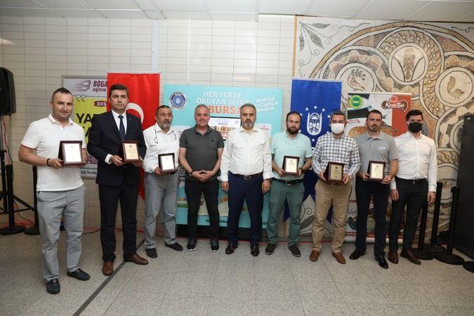 Bursa Büyükşehir Belediyesi'nden 'Her yerde okuyan Bursa' projesi