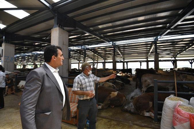 Osmangazi'de Kurban Satış ve Kesim Tesisinde kapasite artıyor