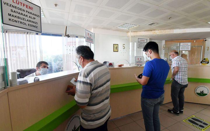 Bursa Osmangazi'de borçlar yapılandırılıyor