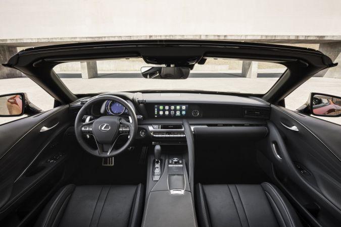 """Lexus,  """"Lexus LC 500 Convertible""""ı Türkiye'de satışa sundu"""