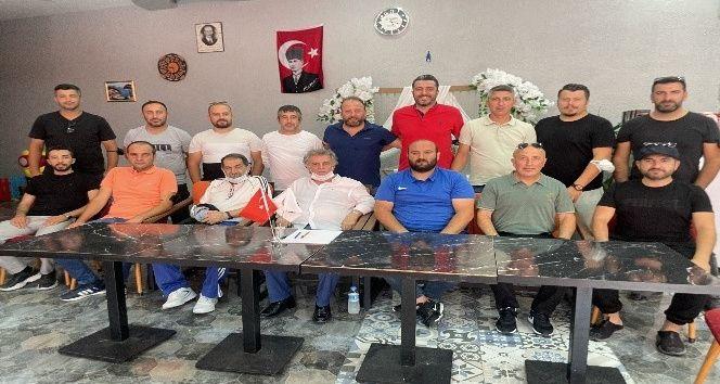 Burgazspor'da Erdem Karataş seçimi kazandı