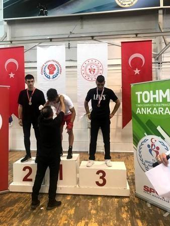 Bursa Emniyet Spor'dan başarılı performans