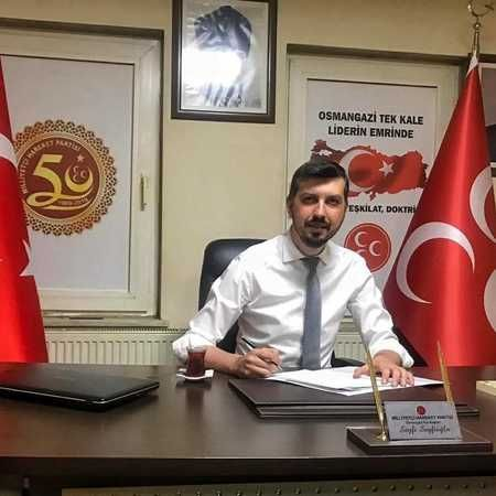 Mhp Bursa İlçe Başkanı Kurban Bayramında kutlama mesajı yayınladı