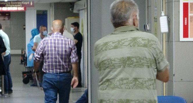 Bursa'da hastaneler acemi kasaplarla doldu