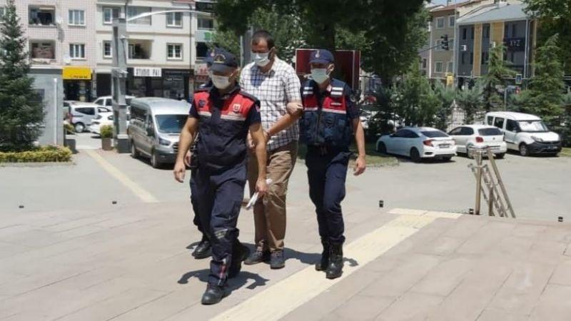 Firari DAEŞ üyesi Bursa İnegöl'de yakalandı