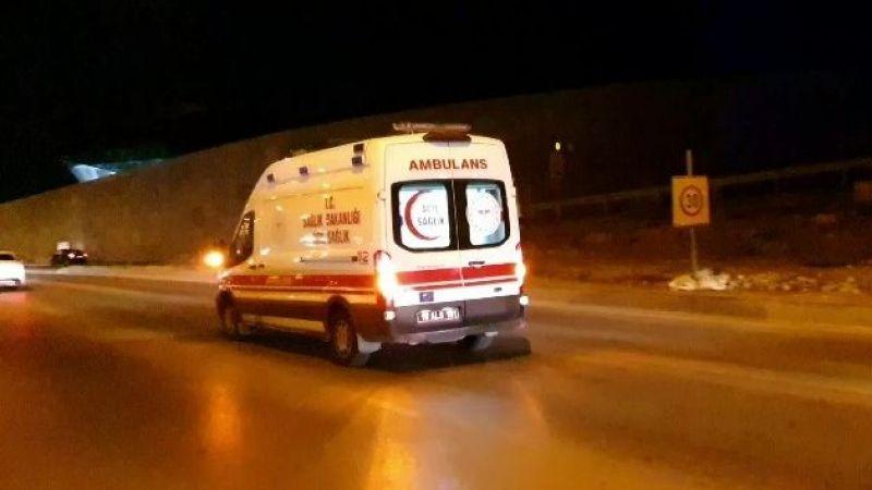 Bursa'da motosiklet kazası: 2 yaralı