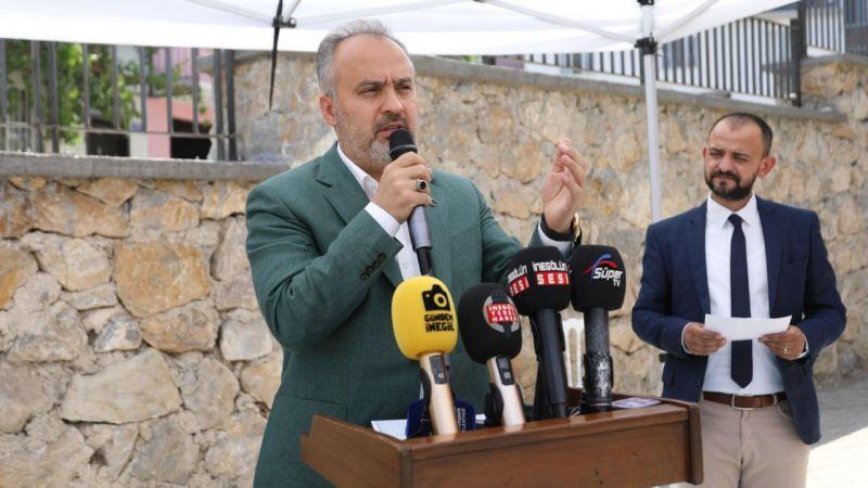 Bursa'da ibadethaneler yaşam alanı oluyor