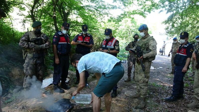 Bursa ormanları mercek altına alındı