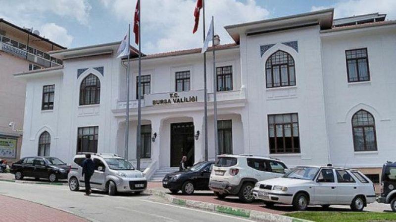 Bursa'da nüfus müdürlükleri hafta sonu açık