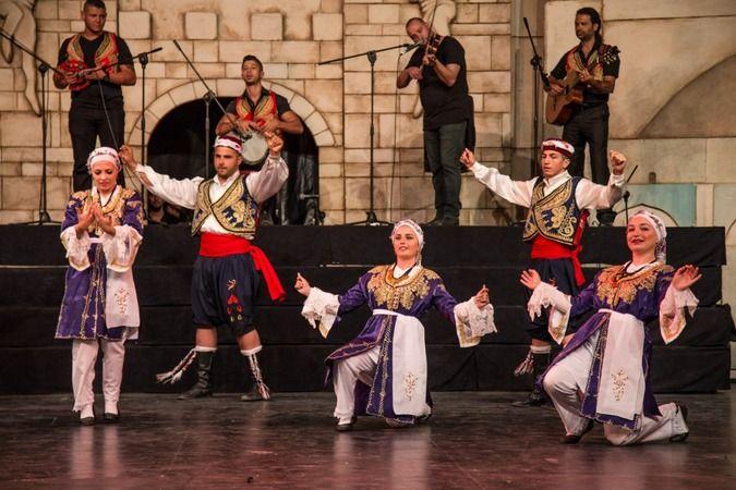 Bursa'da halk dansları geleceğe nefes olacak