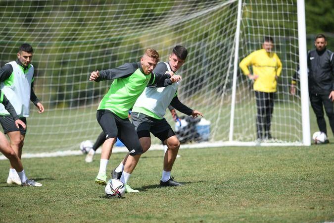 Bursaspor'un Bolu kampı son erdi