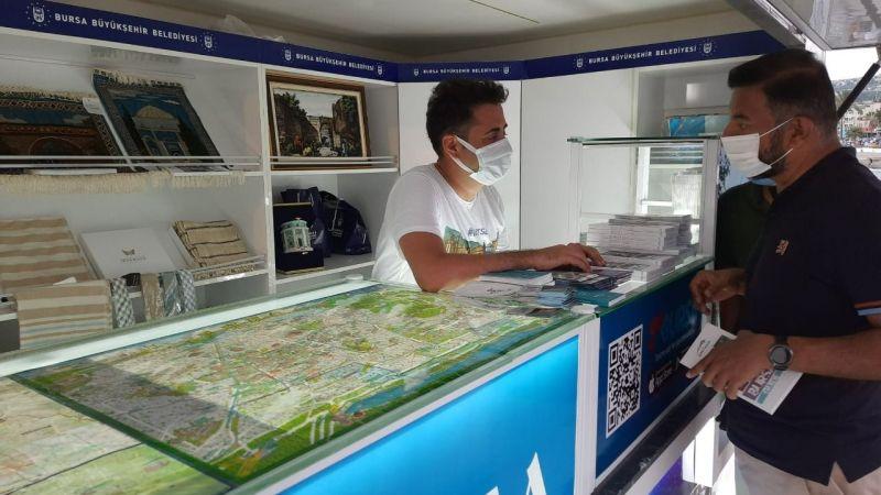 Bursa'da 'Mobil Turizm Tanıtım Aracı' projesi başladı