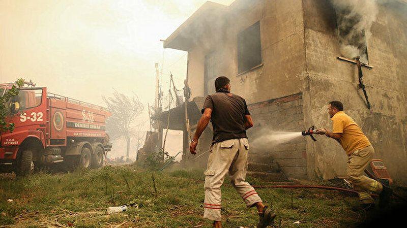 """Yenişehir Belediyesi, Akdeniz ve Ege'deki yangın bölgelerindeki vatandaşlara ulaştırılmak üzere """"ev eşyası ile canlı hayvan"""" bağış kampanyası başlattı"""