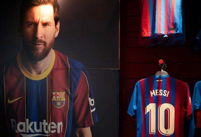 Barcelona'dan La Liga yönetimine Messi blöfü