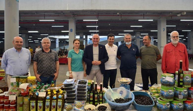 Gemlik zeytini Bursa sınırlarının dışına çıktı