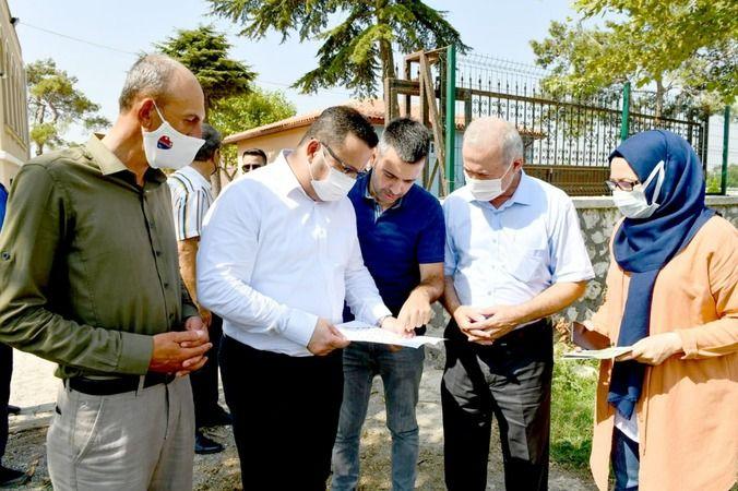 Mustafakemalpaşa'da orman okulu açılıyor