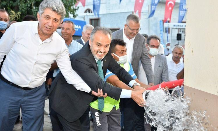 Büyükşehir'den Karacabey'e 30.5 milyonluk yatırım