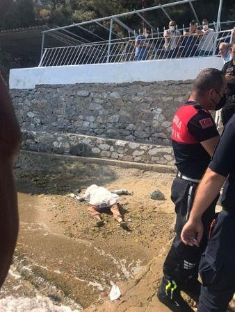 Bursa'da denizden ceset çıktı