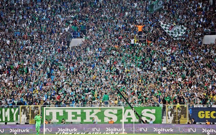 Bursaspor - Adanaspor maçının bilet fiyatları açıklandı
