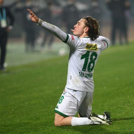 Bursaspor'dan Almanya'nın Frankfurt takımına transferi olaylı bir şekilde gerçekleşen Ali Akman'ın, yeşil-beyazlı kulübe destek amaçlı gönderdiği 16 b