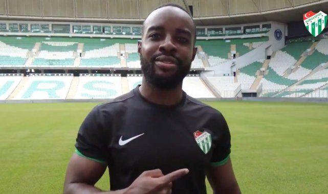 Bursaspor Reagy Ofosu'yu transfer etti