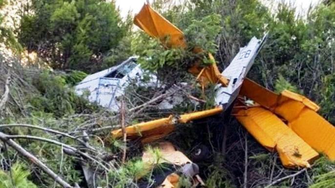 Kahramanmaraş'ta meydana gelen orman yangınına havadan müdahale eden yangın söndürme uçağı düştü. Bölgeye arama kurtarma ekipleri sevk edildi.