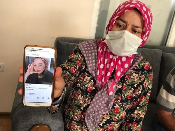 Bursa'da kanser hastası Nuray Arslan'ın17 yaşındaki kızı polis ekipleri tarafından bulundu.