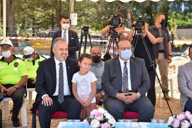 Bursa'da çocuklar trafiği eğlenerek öğrenecek