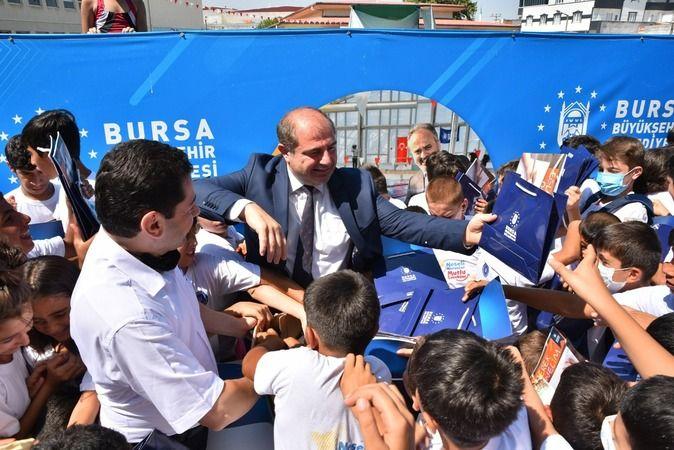 Bursa'da 'Deprem Farkındalık' etkinliği