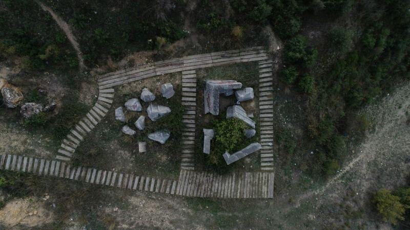 Bursa'da kral mezarı turizme kazandırılmayı bekliyor