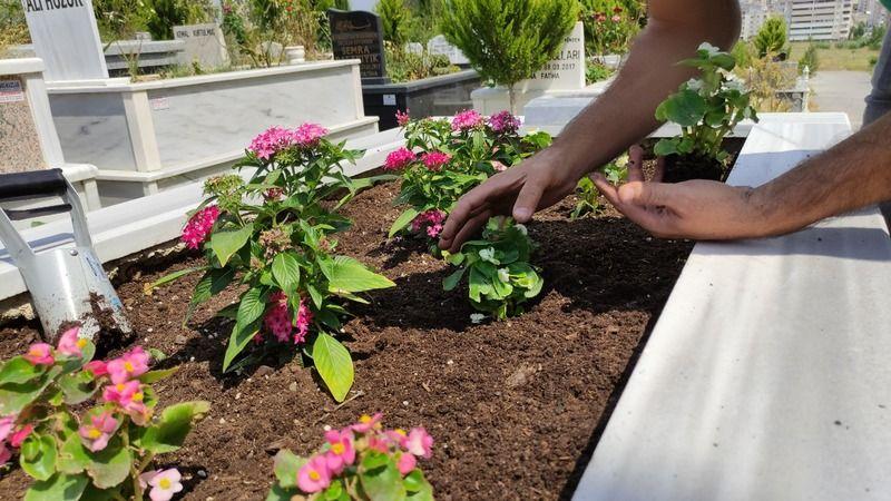Bursa'da online mezar bakım hizmeti