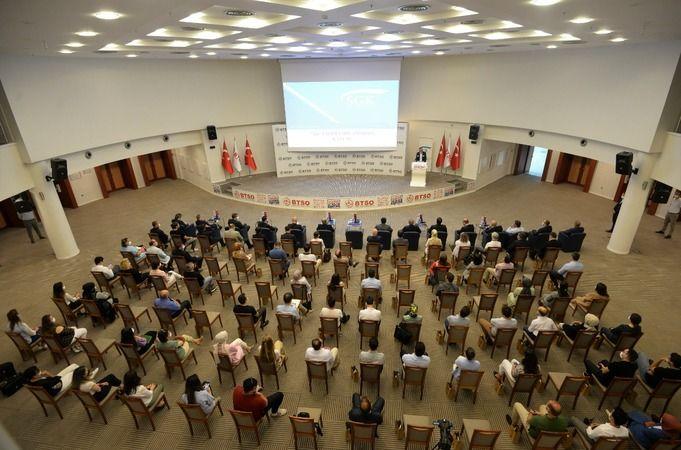 Bursa'da istihdam oranı arttı