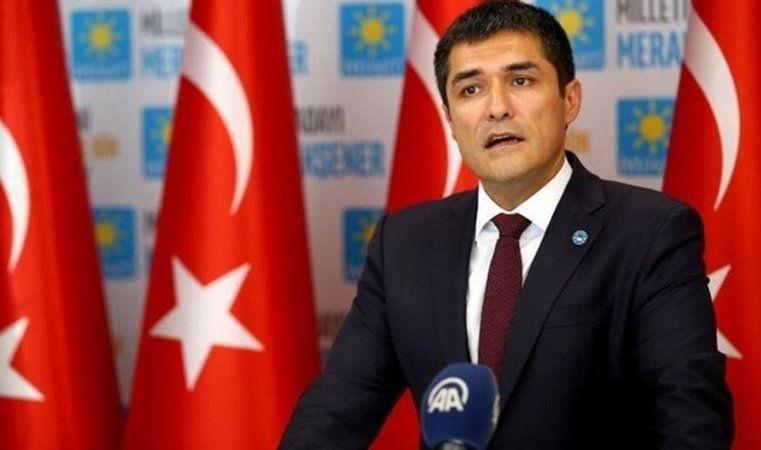 İyi Parti İstanbul İl Başkanı Buğra Kavuncu, Halk TV'den ayrıldığı sırada yumrukla saldırıya uğradı.