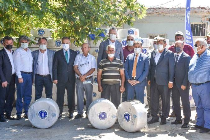 Büyükşehir destekliyor Karacabey gelişiyor