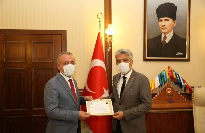 Bursa'da Aile ve Sosyal Hizmetler İl Müdürü değişti
