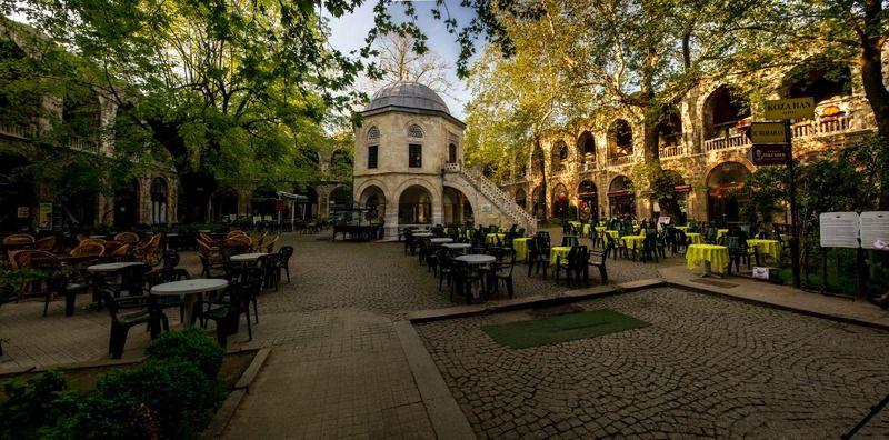 Bursa'nın 7 asırlık tarihi hanları vitrine çıkıyor