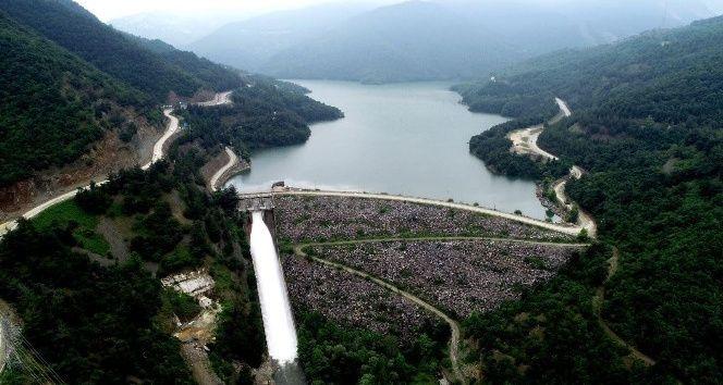 Bursa'da barajlarda son durum