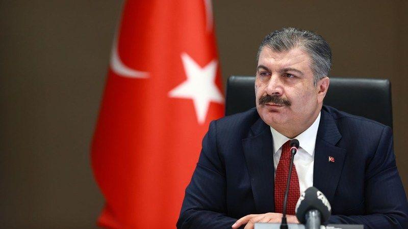 Sağlık Bakanı Fahrettin Koca tarafından yapılan açıklamada 14-20 Ağustos arasında illere göre her 100 bin kişide görülen Kovid-19 vaka sayıları belli