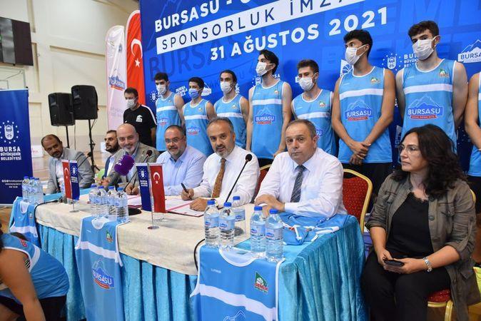 Bursa Büyükşehir Belediyesi iştiraklerinden Jeotermal A.Ş., Bursasu markası ile Türkiye Basketbol 1. Ligi'nde mücadele eden Gemlik Basketbol Kulübü'nü