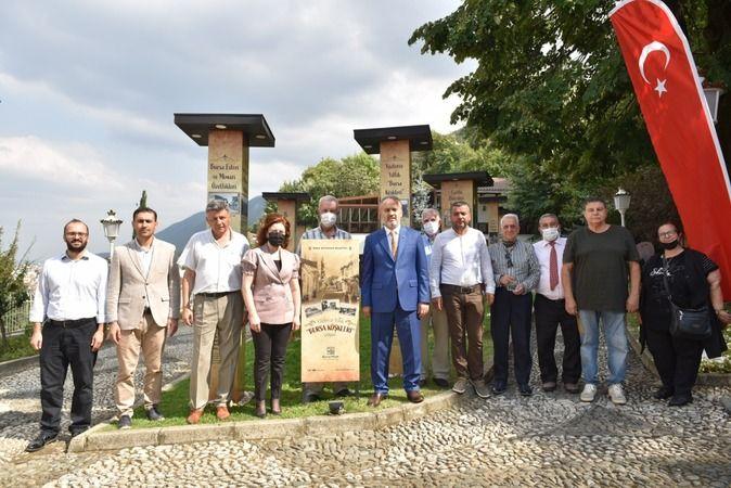 Bursa Büyükşehir Belediyesi öncülüğünde gerçekleştirilen, birbirinden farklı hayatlara ve nice önemli kararlara şahitlik eden, mimarisiyle, süslemesi