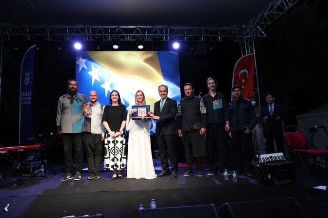 Bursa Büyükşehir Belediyesi tarafından Bursa ile Saraybosna arasındaki kardeşlik ilişkilerinin daha da geliştirilmesi adına ortaya koyulan 'Bursa – Sa