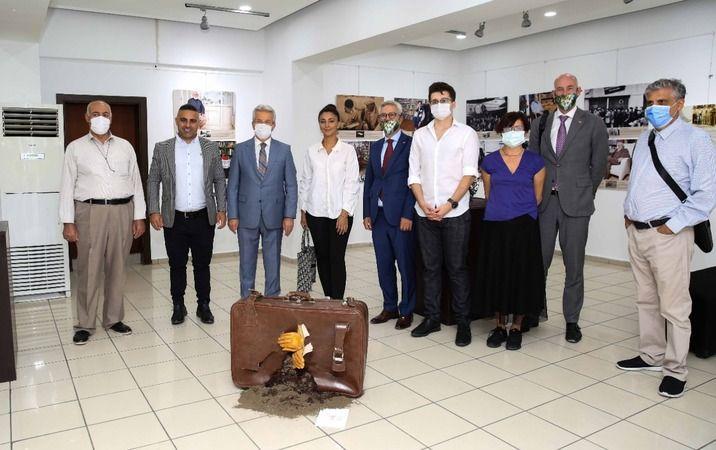 Hollanda'ya göç eden Türklerin yaşadıklarını konu alan 'Gurbette' isimli sergi Nilüfer'de açıldı. Göç kavramını yeniden ortaya koyan sergi, 30 Eylüle