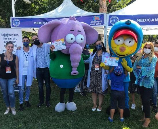 Bursa Büyükşehir Belediyesi öncülüğünde bu yıl üçüncüsü düzenlenen Çocuk Şenliği, keyifli anlara sahne oldu. El hijyeninin insan sağlığı için önemine