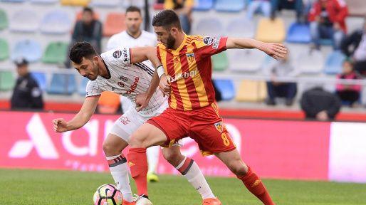 Göztepeli futbolcu Kubilay Sönmez, Bursaspor'a transfer oldu