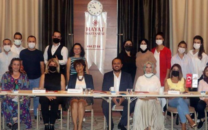 Bursa'da hemşirelere liderlik eğitimi