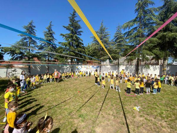 Bilecik'te Uçurtmam Sarı Etkinliği düzenlendi